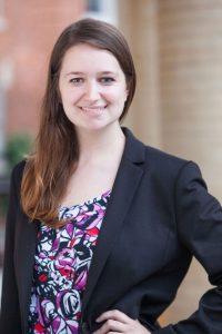 NC State PRSSA President Emma Kirkpatrick