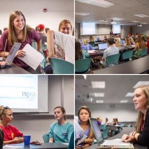 NC State Public Relations Student Society of America PRSSA