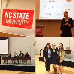 NC State University 2017 PR Day